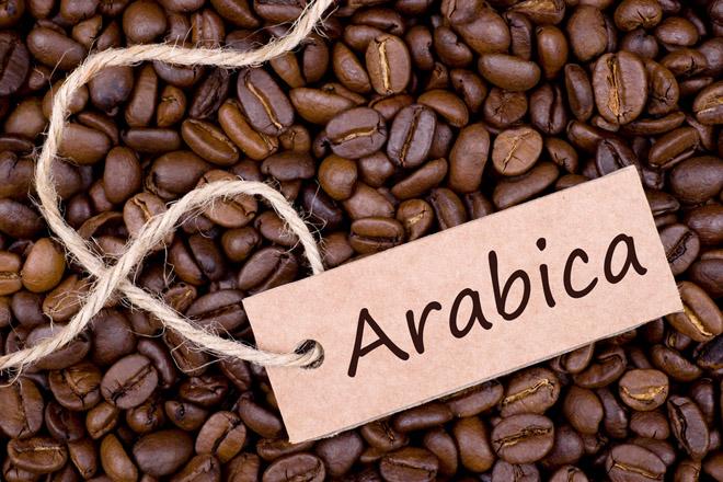 Arabica Kaffeebohnen